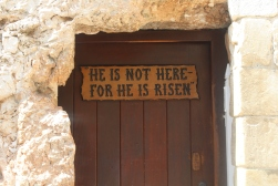 AMEN!! The tomb... at least one of them.