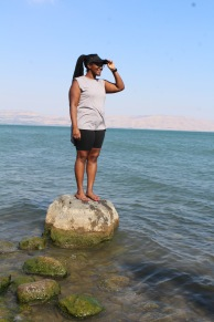 Trying to walk on water
