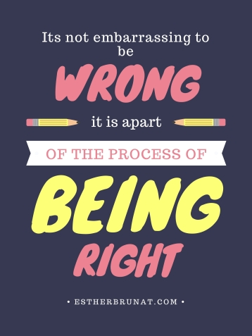 It_s not embarrassing to be wrong, it is part of the process of being right.-4