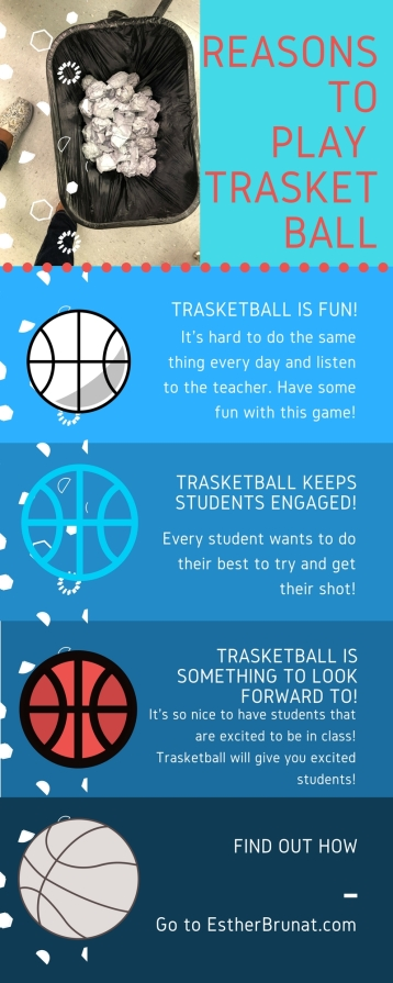 Reasons to play trasketball
