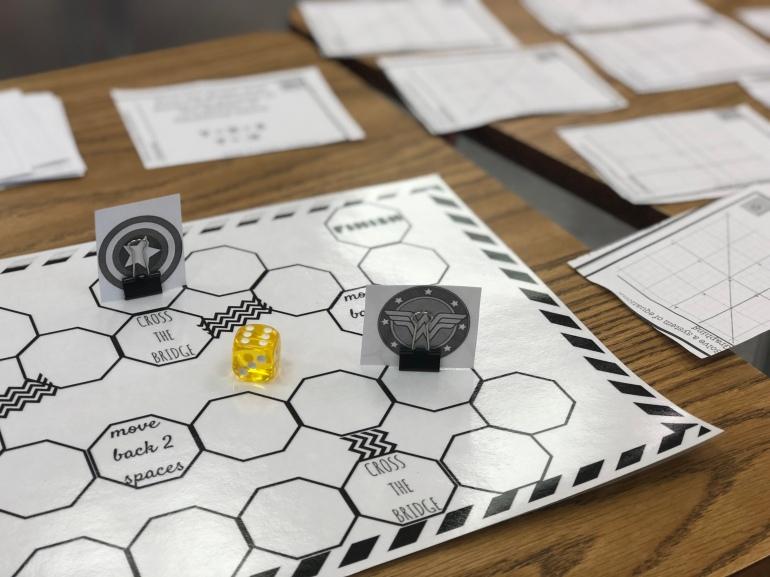 Classroom Board Game